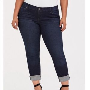 Premium Stretch Boyfriend Jean